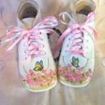 Toddler Shoes Leather Girl ..